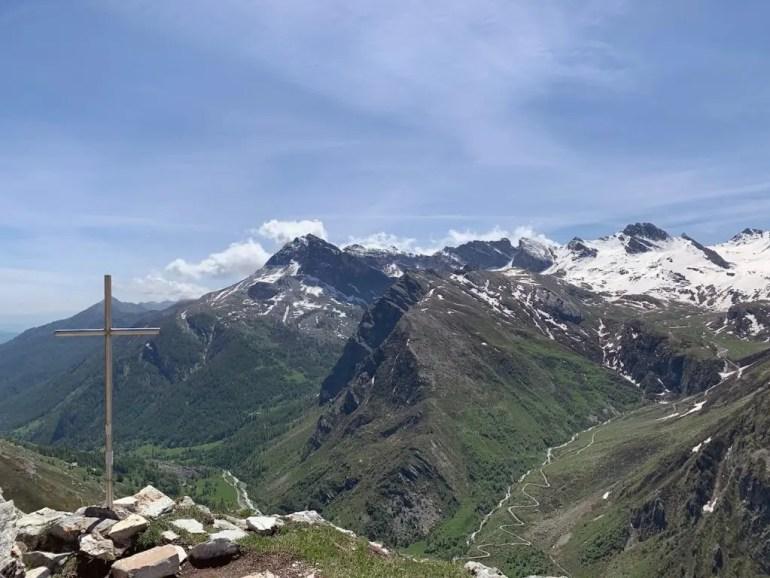 valle varaita trekking