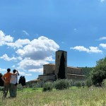 itinerario val d'orcia