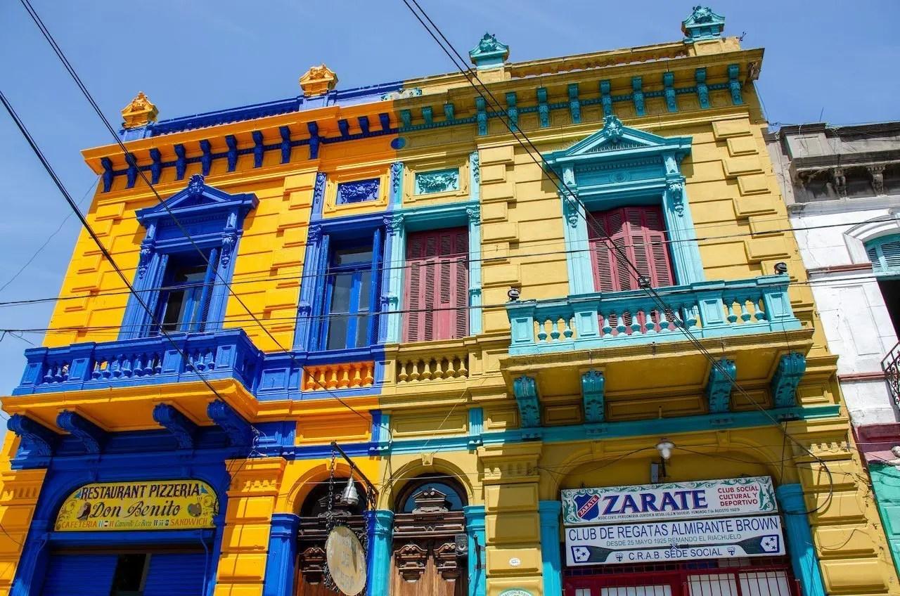 quartieri Buenos Aires