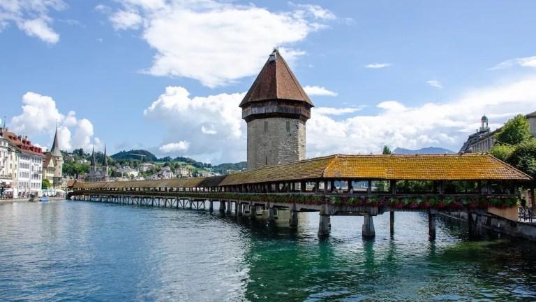 Viaggio on the road in Svizzera: Lucerna, Sciaffusa e le Cascate del Reno