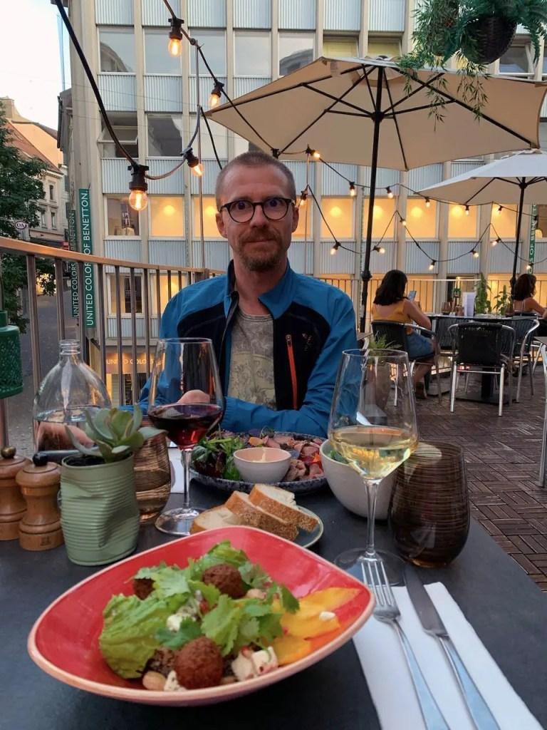 mangiare a Losanna