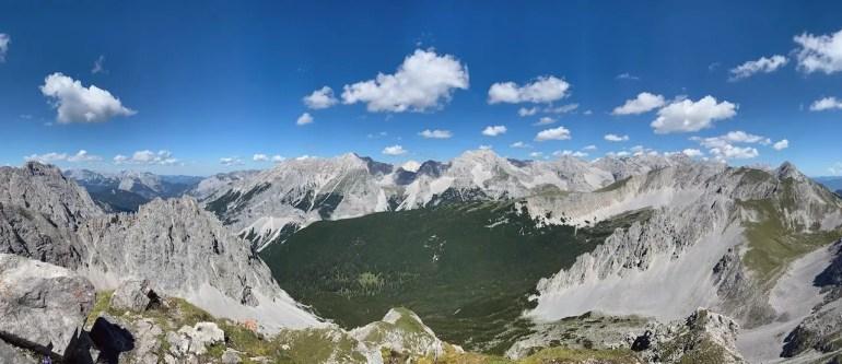 montagne di Innsbruck