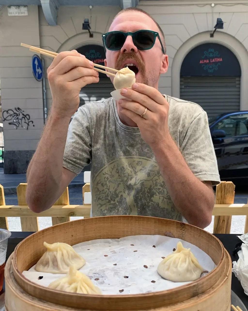 mangiare etnico torino