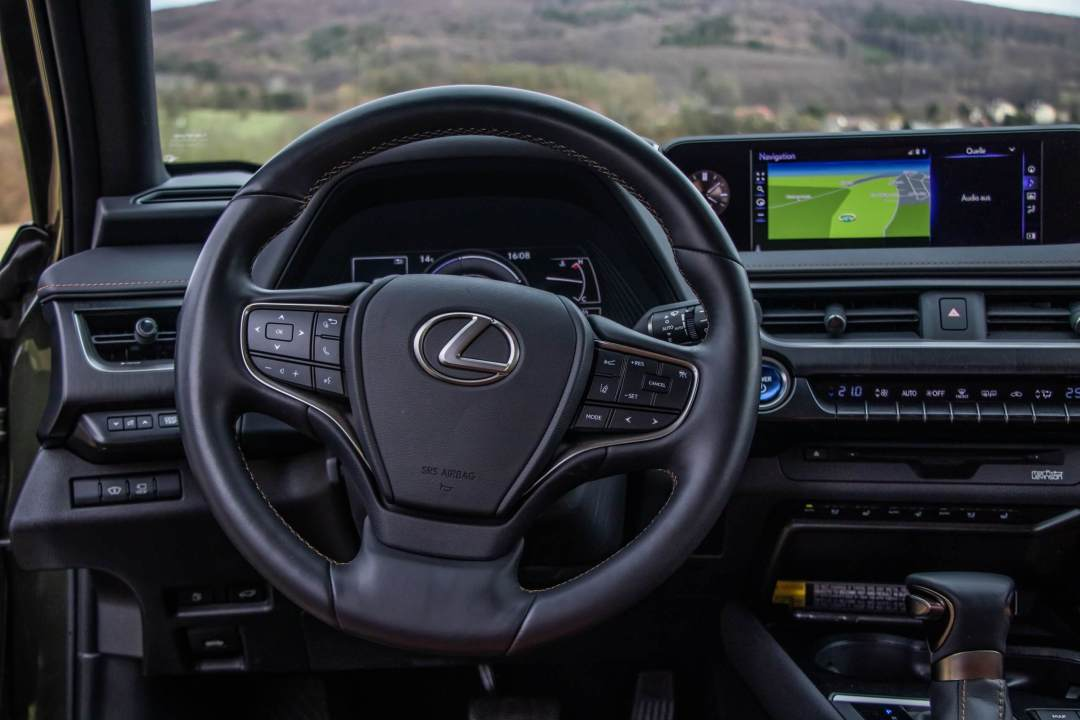 , Test: Lexus UX 250h    | 2020, Travelguide.at, Travelguide.at