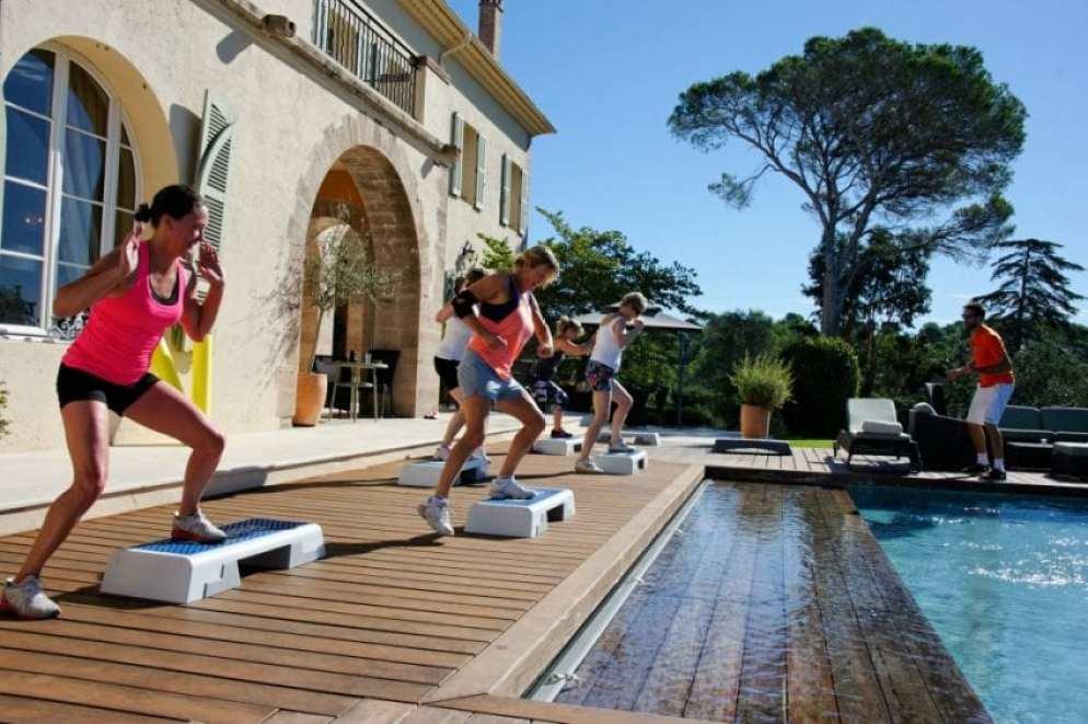 Lou Casteou Fitness Holidays