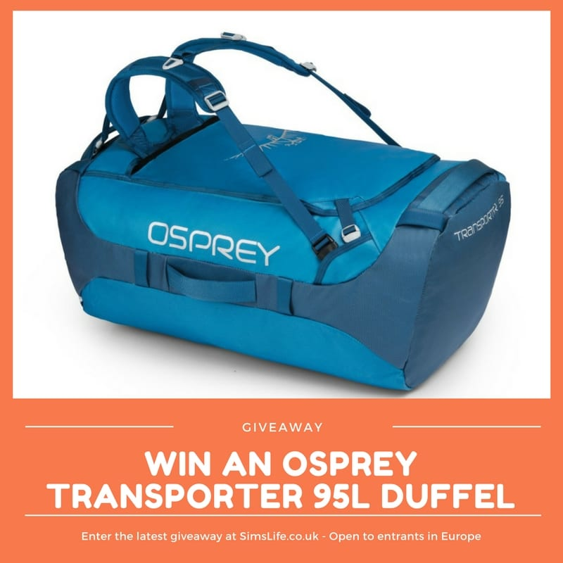Osprey Giveaway