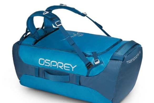Winter adventure Holiday Osprey backpack