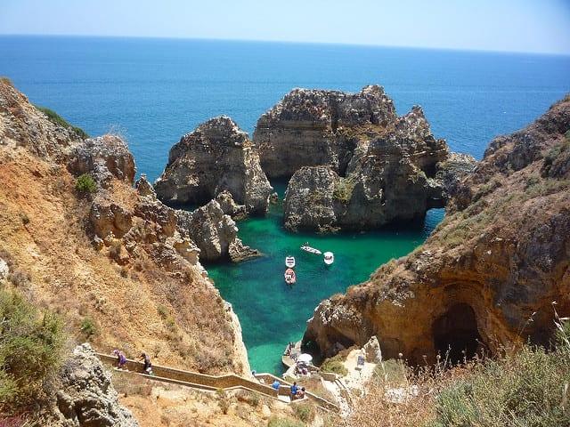 European beach destinations