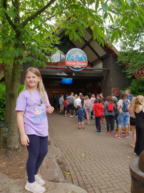 Alton Towers Travel Guide Blog