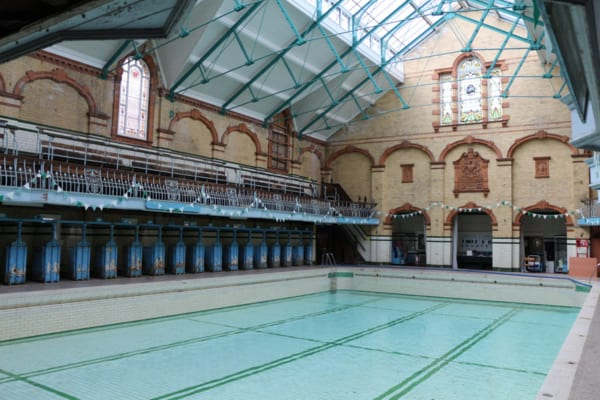 Peaky Blinders Victoria Baths