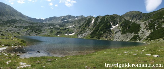 Galesu lake - Retezat mountains
