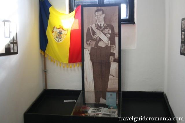 Exhibit of King Mihai of Romania