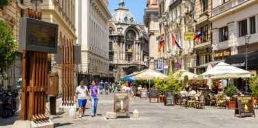 Travel blog about Romania