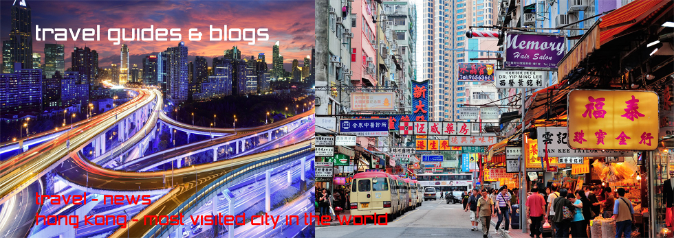 World's most visited city for seventh year in a row – Hong Kong