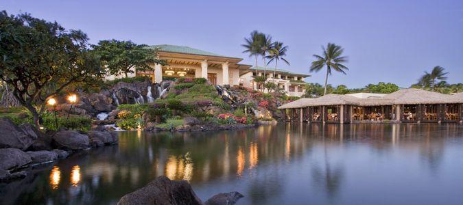 Hawaii family vacations at Kauai Hyatt Regency Poipu Beach