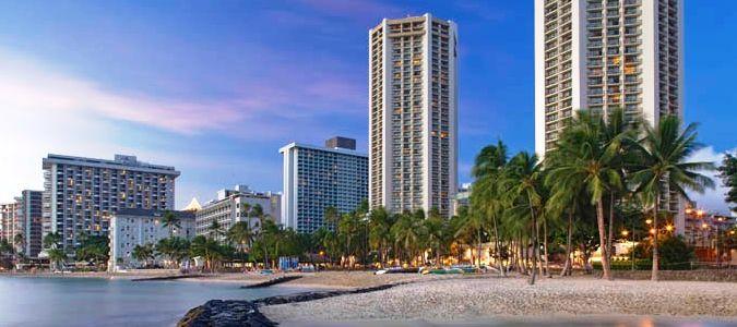 Hyatt Regency Resort Oahu Waikiki Beach