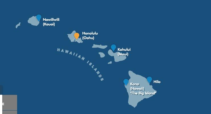 7 day Hawaii cruise itinerary