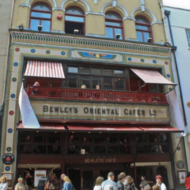 Bewleys Cafe Dublin