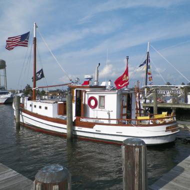 Chesapeake Bay Buyboat