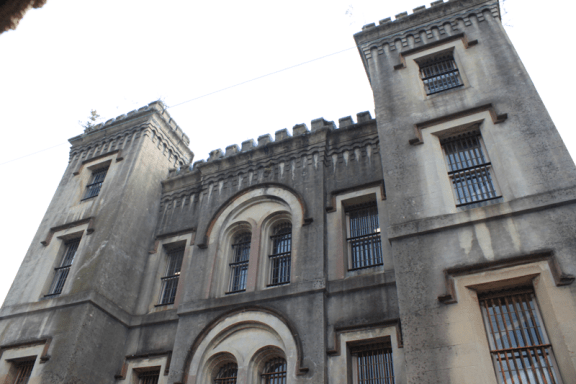 Charleston Jail - 2nd Most Haunted Building in America