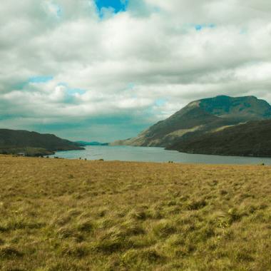 Killary Harbor - Connemara - Counties Mayo and Galway