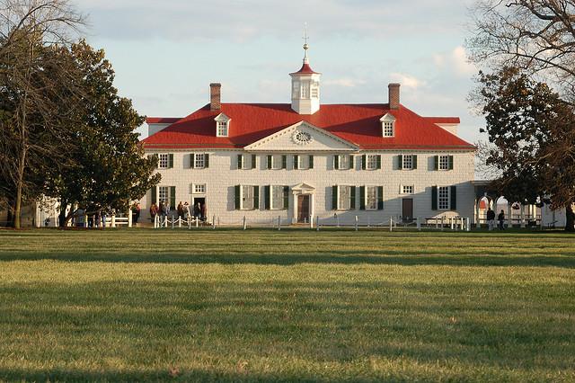 Mount Vernon Estate - Virgina