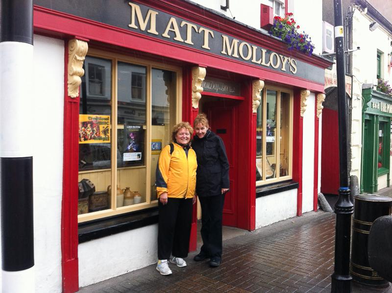 Matt Molloy's Pub - Westport, Co. Mayo