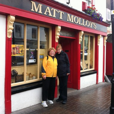 Matt Molloy's Pub - Westport, Co. Mayo
