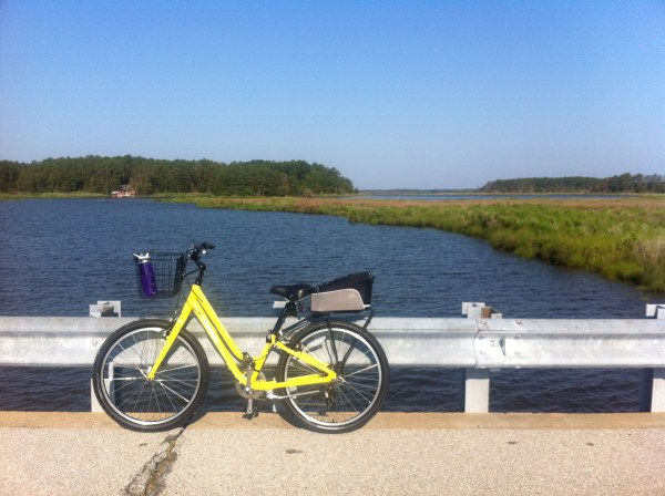 Trek Shift 1 - Big Annemessex River - Marion Station MD