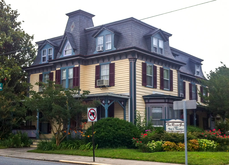 Pocomoke - Littleton Clarke House