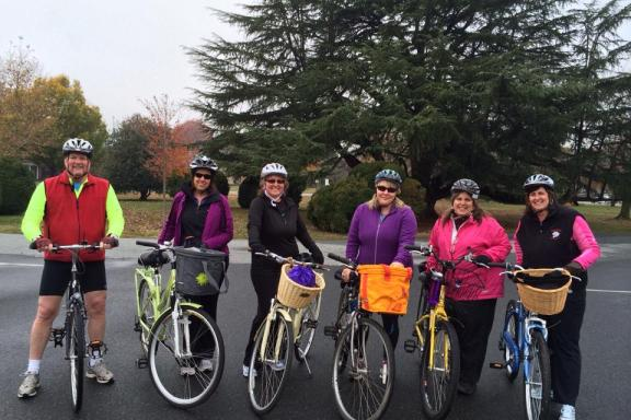 Travel Hags Bike in St. Michaels