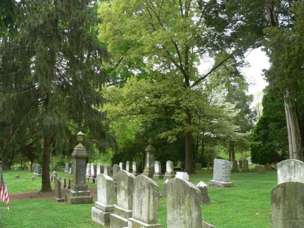 St. Paul's Graveyard in Chestertown