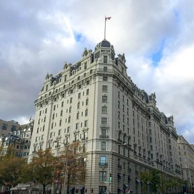 The Willard Hotel