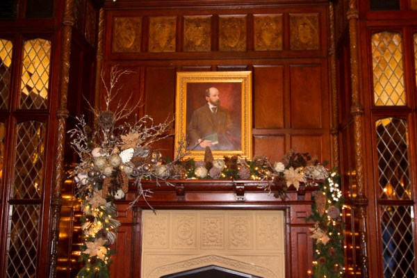 Portrait of Henry Adams in the Hay Adams Room