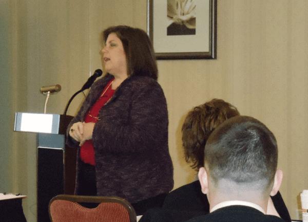 Mindie Burgoyne Speaker and Trainer