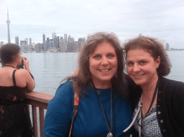 Travel Hags - Mindie Burgoyne and Gaylene Ore