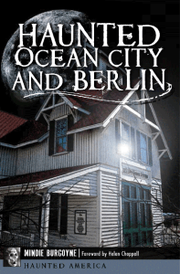 Haunted Ocean City and Berlin by Mindie Burgoyne