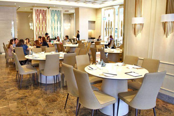 カントン・パラダイス(Canton Paradise)レストラン/マリーナベイサンズ(シンガポール)
