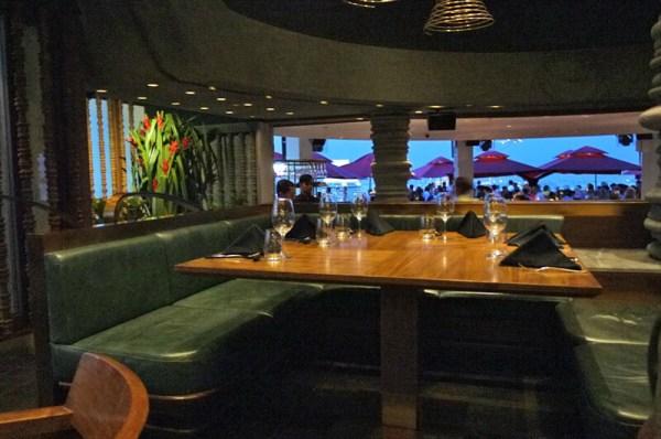 セラヴィ(CÉ LA VI)レストラン/マリーナベイサンズ(シンガポール)