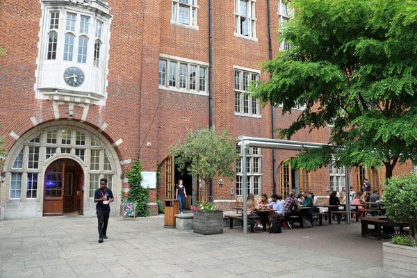 インペリアル・カレッジ・ユニオン imperial college union