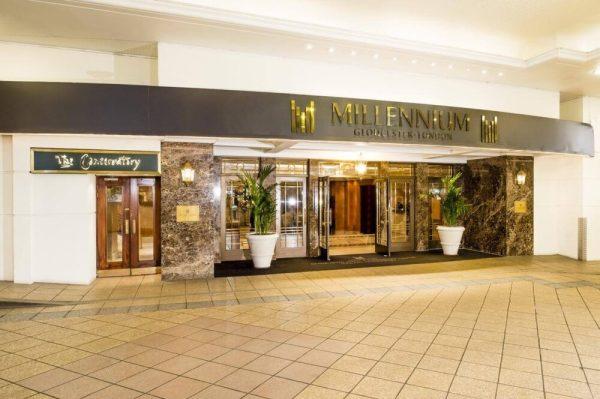 ミレニアム グロスター ホテル ロンドン(Millennium Gloucester Hotel London)