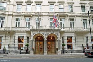 ロンドン ケンジントン ホテル