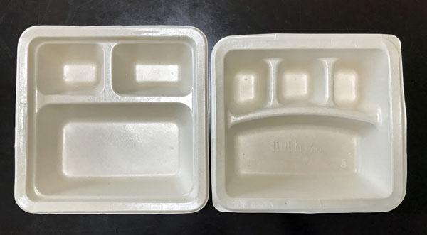 三ツ星ファームとナッシュNosh:お皿サイズの大きさや形の比較