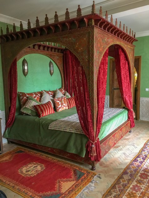 Imperial Suite - King Size Bed.