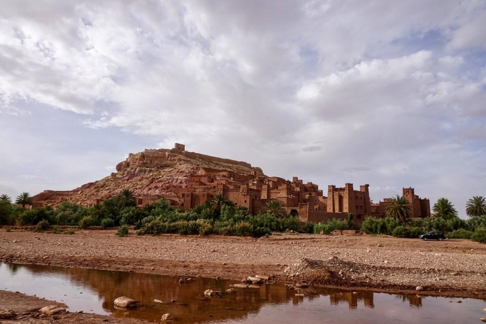 Ait Ben Haddou, Morocco, Ksar, UNESCO, fortress, ancient cities, sunrise, sunset