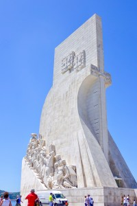 Lisbon landmarks, Monument to the Discoveries
