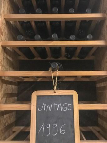 Choose your own bottle! Augusto's; Vila Nova de Gaia.