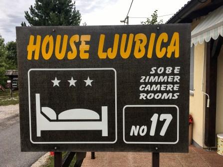 House Ljubica.