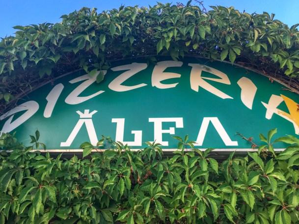 Pizzeria Alfa. Go here.