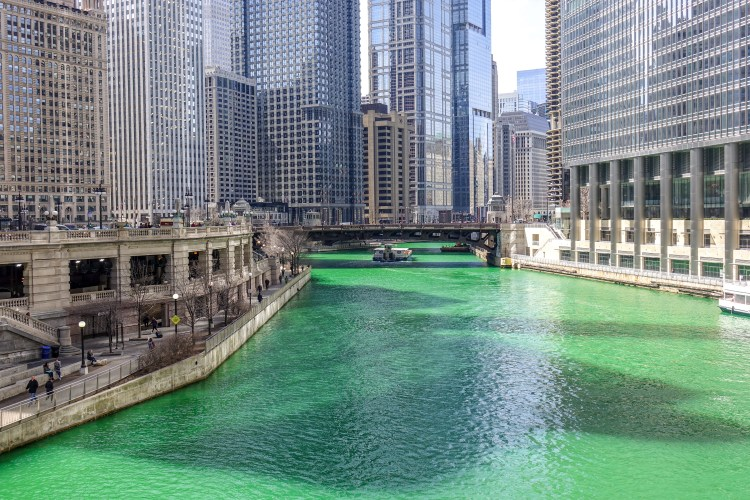 Chicago St. Patrick's Day